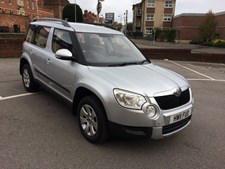 Skoda Yeti 1.2 TSI (105ps) S Station Wagon 5d 1197cc