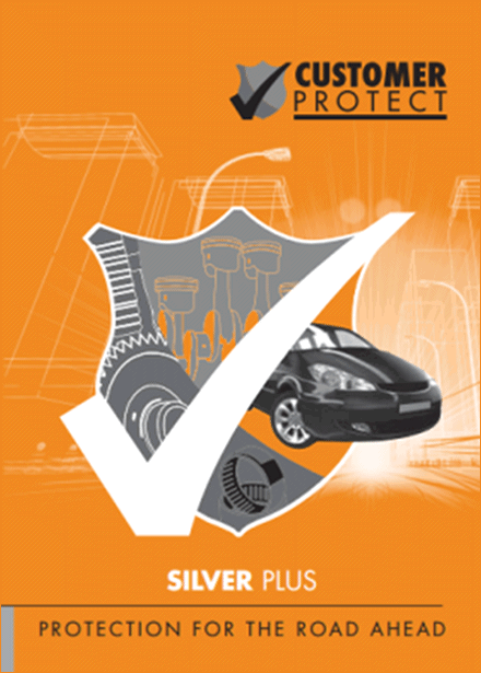 Customer protect manual silver plus